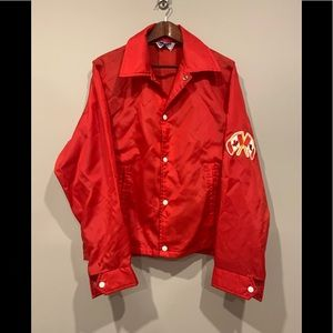 Other - Vintage 1980's Canadian Flag Spring/Summer Jacket